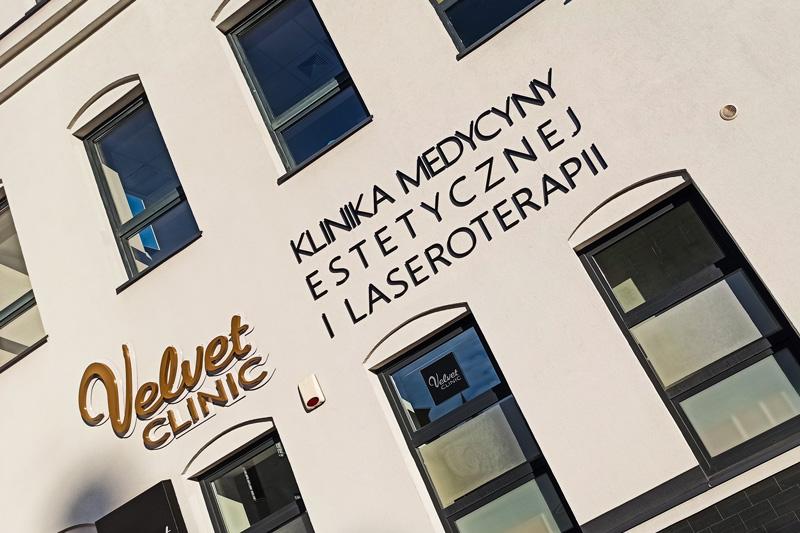 Klinika medycyny estetycznej Valvet Clinic w Łodzi