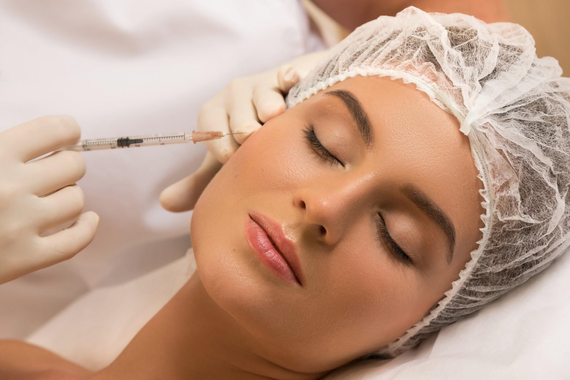 Toksyna botulinowa – zastosowanie w medycynie estetycznej